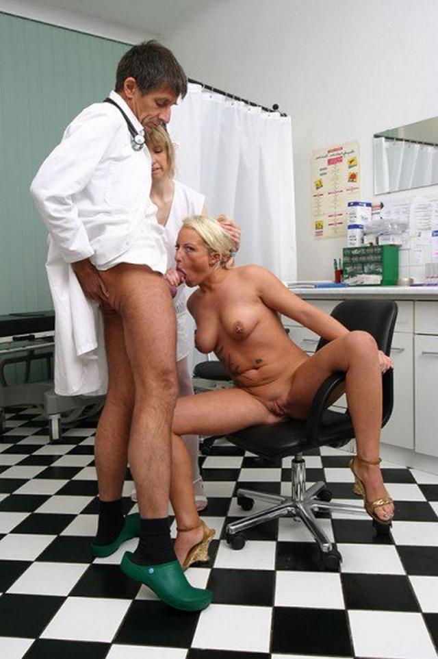огромное удовольствие, порно два доктора ебут пациентку приводит восторг