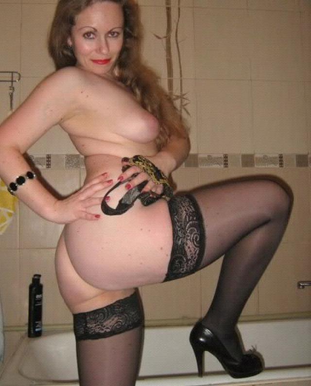 Секси мамаши с молодыми